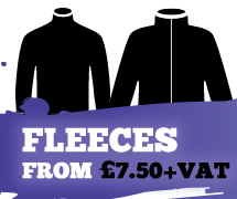 Fleeces from �7.50