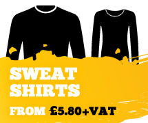 Sweat Shirts from £5.80